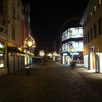 Photo taken at Marktplatz Höxter by Stefan K. on 12/8/2012