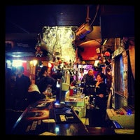 Photo taken at Irish Pub The James Joyce by Yulia K. on 12/30/2012