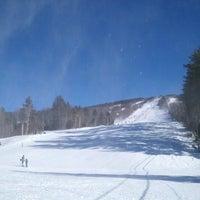 Photo taken at Cranmore Mountain Resort by Michael on 1/18/2013