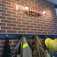 Photo taken at Firehouse Subs by Christel S. on 8/11/2016