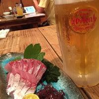 Photo taken at あがん by Tomokazu M. on 10/1/2015