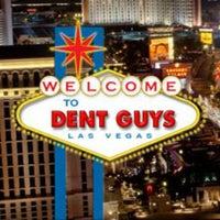 Photo taken at Dent Guys Las Vegas by Dent Guys Las Vegas on 12/18/2014