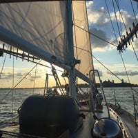 Photo taken at Narwhal Yacht Charters by Alejandra G. on 9/10/2016