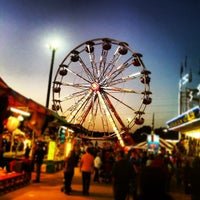 Photo taken at North Carolina State Fairgrounds by Ryan B. on 10/18/2012