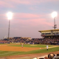 Photo taken at Richmond County Bank Ballpark by Mandy M. on 8/30/2013