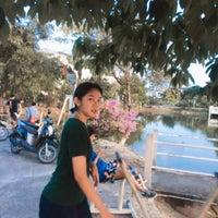 Photo taken at สระทิศเมือง by 💜ต้วน🌈 on 5/1/2017