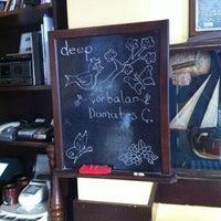 Photo taken at Deep Restaurant & Bistro by Ozge U. on 5/28/2013