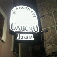 Foto tomada en El Rincón del Gaucho por Santi @. el 9/14/2012