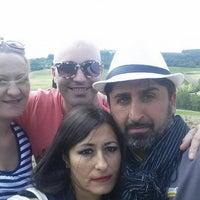 Photo taken at Hotel La Locanda Del Ponte by Lalo T. on 8/18/2014