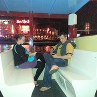 Photo taken at CityWalk Water Taxi by Keith K. on 12/9/2012
