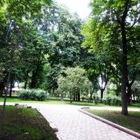Снимок сделан в Парк им. Т. Г. Шевченко пользователем Victoria K. 6/5/2013