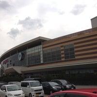 Photo taken at AEON Mall by yoshikazu f. on 4/27/2013