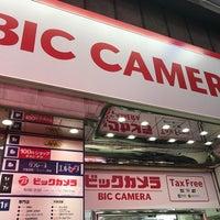 Photo taken at Bic Camera by yoshikazu f. on 3/23/2018
