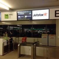 Photo taken at Gate E by yoshikazu f. on 6/28/2014