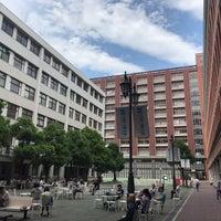 Photo taken at 大阪工業大学 大宮学舎 by yoshikazu f. on 6/18/2017
