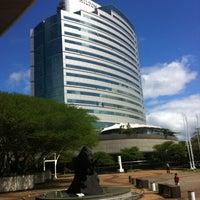 Photo taken at Hilton Durban by Cornelius K. on 9/16/2012