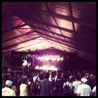 Photo taken at That Tent at Bonnaroo Music & Arts Festival by Justin H. on 6/16/2013