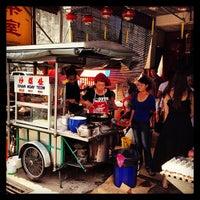 Photo taken at Heng Huat Café by Erick C. on 2/13/2013