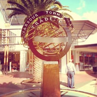 Photo taken at Harbour Town Shopping Centre by Erick C. on 7/26/2013