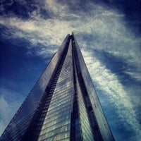 Photo taken at The Shard by Robbie G. on 5/23/2013