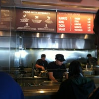 Photo taken at Chipotle Mexican Grill by Redd A. on 10/31/2012
