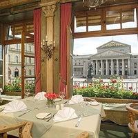 Photo taken at Spatenhaus an der Oper by Wolfram S. on 2/22/2013
