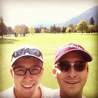 Photo taken at Golfclub Garmisch-Partenkirchen e.V. by Alain B. on 10/20/2013