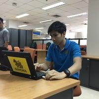 Photo taken at บริษัท สิงห์ คอร์เปอเรชั่น จำกัด (Singha Corporation Co., Ltd.) by AEA B. on 5/4/2016