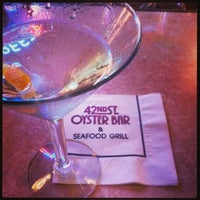Photo taken at 42nd St Oyster Bar by Jesse S. on 7/21/2013