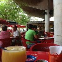 Photo taken at Mercado de Santa Ana by Mario F. on 1/10/2013