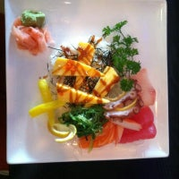 Photo taken at Kabuki Fusion Sushi & Grill by Eric E. on 10/23/2012