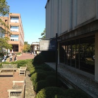 Photo taken at R.B. House Undergraduate Library by lauren p. on 10/5/2012