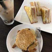 Photo taken at Xianjufu Café by Tao K. on 12/7/2017