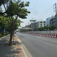 Photo taken at Phahonyothin Road by Tao K. on 4/12/2016