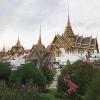 Foto tirada no(a) Dusit Maha Prasat Throne Hall por Tao K. em 7/19/2017