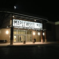 Photo taken at Maplewood Mall by Jim D. on 11/8/2013