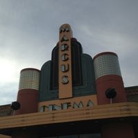 Photo taken at Marcus Oakdale Cinema by Jim D. on 10/8/2013