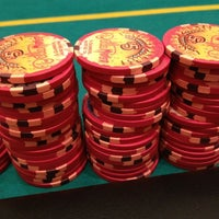 Foto tomada en Caesars Palace Poker Room por Ray B. el 12/22/2012