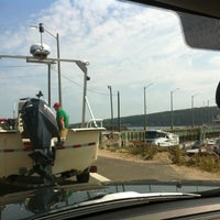Photo taken at Petit Passage Ferry by Dave K. on 7/17/2013