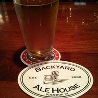 Photo taken at Backyard Ale House by E L. on 6/16/2013