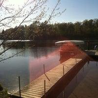 Photo taken at O'Brien Lake by Maegan on 5/22/2013