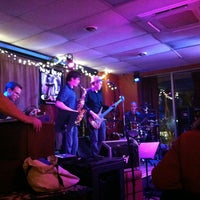 Photo taken at The New Deal Cafe by David L. on 3/23/2013