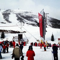 Photo taken at Park City by Shea B. on 2/10/2013