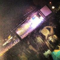 Photo taken at Ak-Chin Pavilion by Shea B. on 9/21/2012