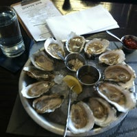 Photo taken at Rappahanock Oyster Bar by Barr S. on 1/26/2013