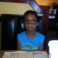 Photo taken at Zaxby's Chicken Fingers & Buffalo Wings by Katherine J. on 6/21/2013