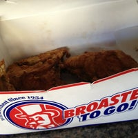 Photo taken at Broaster Chicken by Sheila (Shlz) D. on 9/23/2013