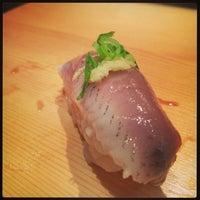 Photo taken at Tanoshi Sushi by Craig L. on 6/16/2013