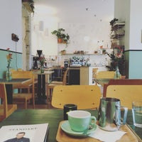 Das Foto wurde bei Populus Coffee von Daniel K. am 4/14/2016 aufgenommen