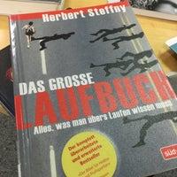 Photo taken at Helene-Nathan-Bibliothek by Daniel K. on 2/10/2016